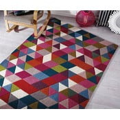 Vlněný koberec Flair Rugs Illusion Prism,160x220cm