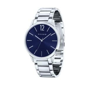 Pánské hodinky Cross Franklin Medium Blue, 39.5 mm