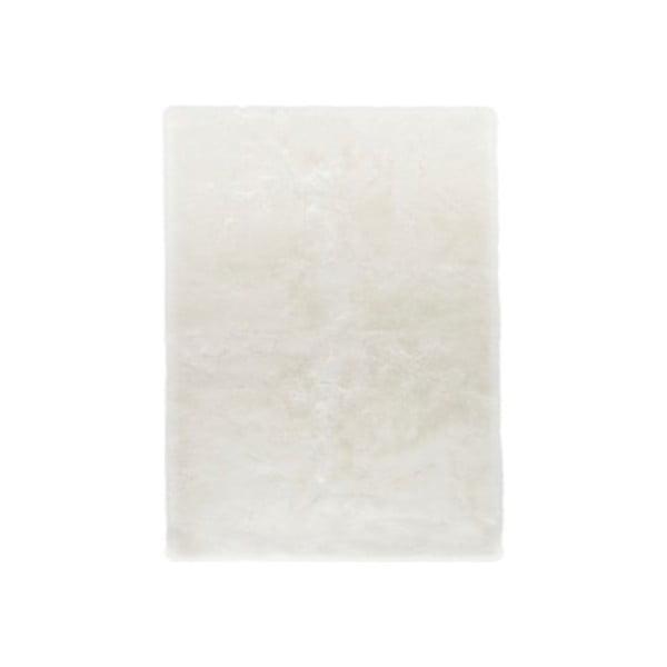 Bílý koberec Mint Rugs Superior, 170 x 120 cm