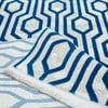 Běhoun Artisso Azul, 80 x 300 cm