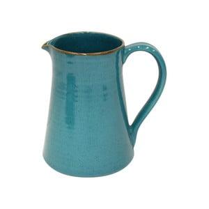 Modrý džbán z kameniny Casafina Sardegna,2l