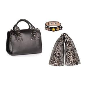 Sada šátku, kabelky a náramku Lavaii Georgina