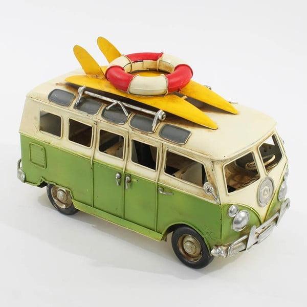 Dekorativní soška Green Bus