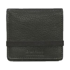 Tmavě zelená kožená peněženka O My Bag Alex