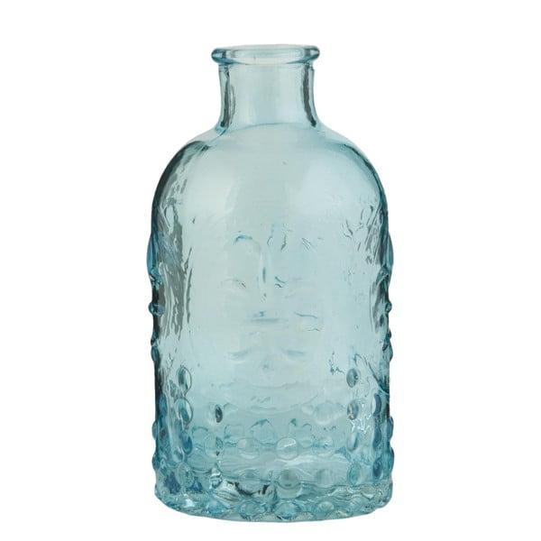 Skleněná lahev Clayre, tyrkysová
