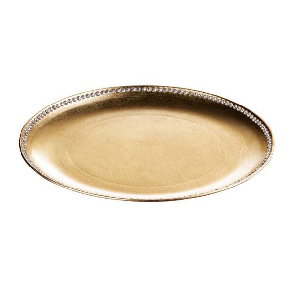 Dekorativní mísa zlaté barvy Premier Housewares Radiance
