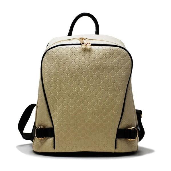 Kožený batoh Sandy Beige