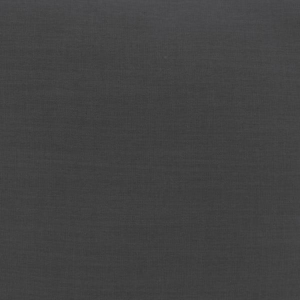 Tmavě šedá trojmístná pohovka Vivonita Jane