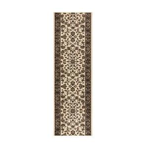 Covor Basic Vintage, 80x350 cm, crem