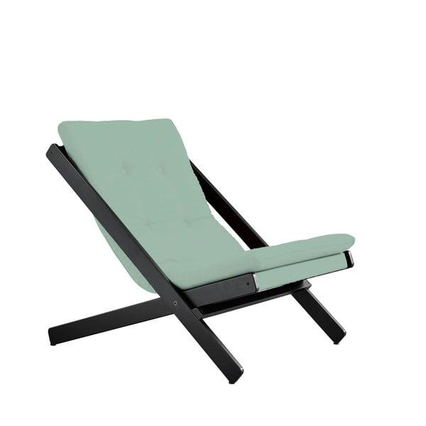 Boogie Black/Mint összecsukható fotel - Karup Design
