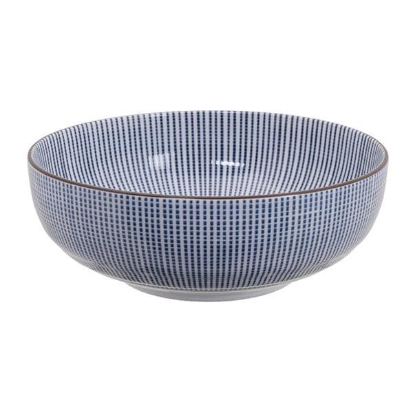 Modrá porcelánová miska Tokyo Design Studio Yoko, ø 21,8 cm