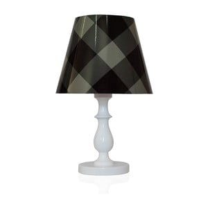 Stolní lampa Černá klasika