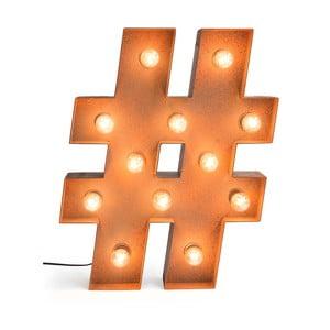 Dekorativní osvětlení Really Nice Things Hashtag