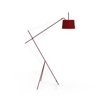 Lampadar HARTÔ Elisabeth, roșu