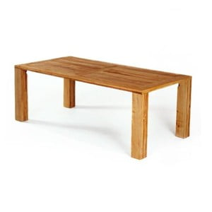 Stůl z olšového dřeva Mazzivo Linia 43.1, 200x100cm