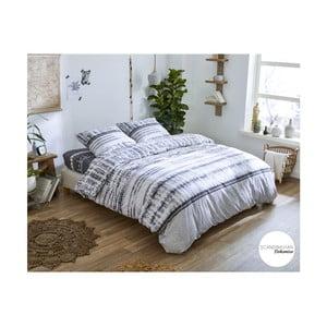 Bavlněné povlečení na dvoulůžko Sleeptime Scalloo, 200 x 220 cm