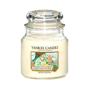 Vonná svíčka Yankee Candle Vánoční Cukroví, doba hoření 65 - 90 hodin