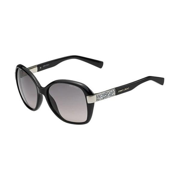 Sluneční brýle Jimmy Choo Alana Shiny Black/Grey