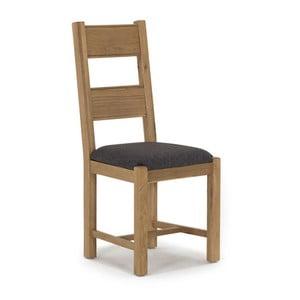 Jídelní židle z dubového dřeva VIDA Living Breeze Tina