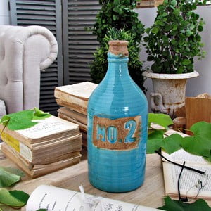 Dekorativní lahev Orchidea No.2