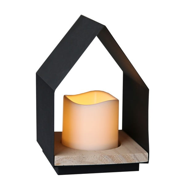 LED lucerna Scandi, 18 cm