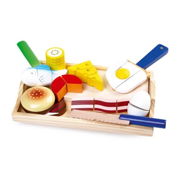 Gourmet játék főzőkészlet - Legler