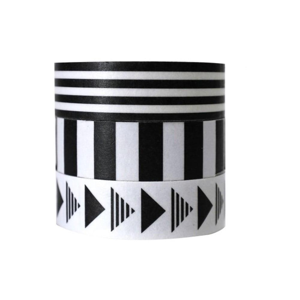 Sada 3 washi pásek Alice Scott by Portico Designs