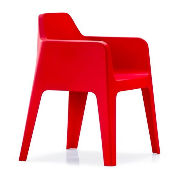 Židle Plus 630, červená