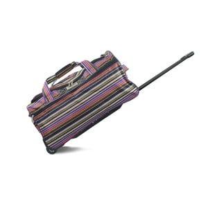 Geamantan cu roţi INFINITIF, 60 cm L, în dungi