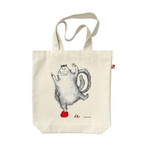 Plátěná taška Kočičí kusy