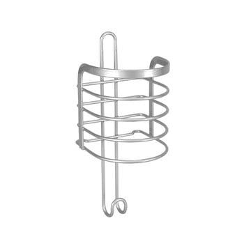 Suport pentru uscătorul de păr Metaltex, înălțime 25 cm