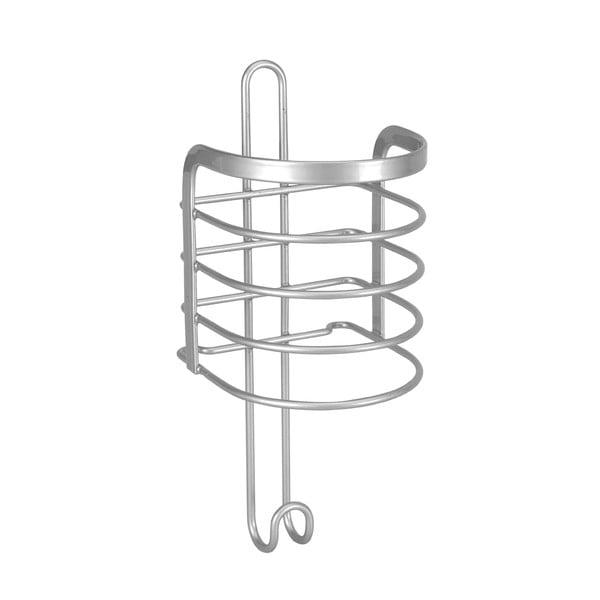 Držák na fén Metaltex, výška 25 cm