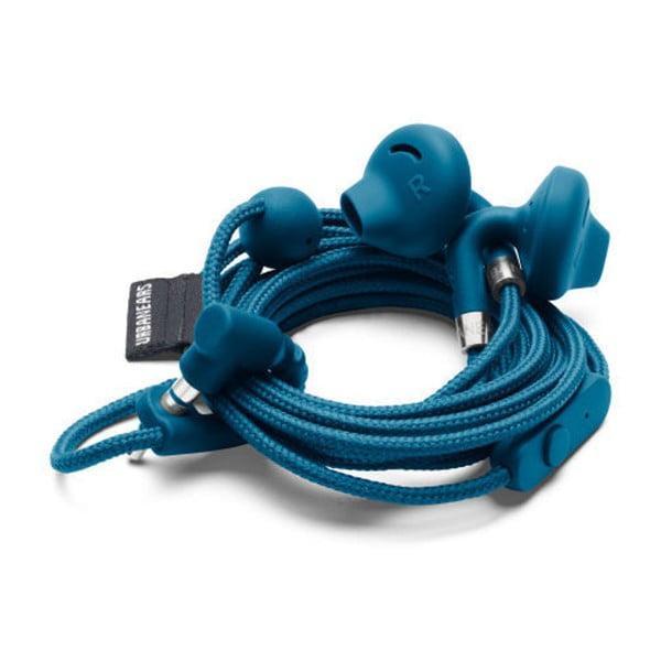 Căști audio In-Ear cu microfon Urbanears SUMPAN Indigo, albastru