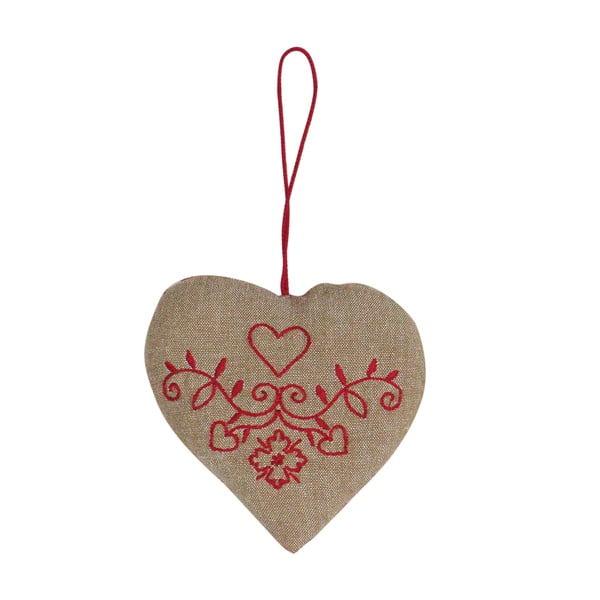 Závěsné srdce Antic Line Antic Heart