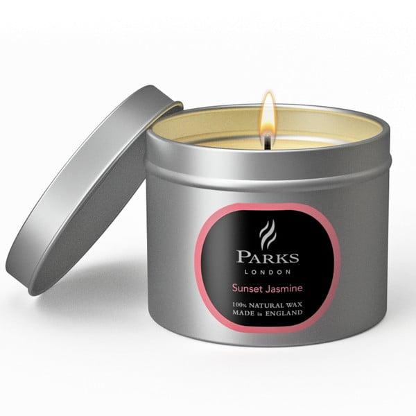 Lumânare parfumată Parks London, aromă de iasomie, 25 ore