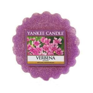 Vonný vosk do aromalampy Yankee Candle Verbena, doba trvání vůně až 8 hodin