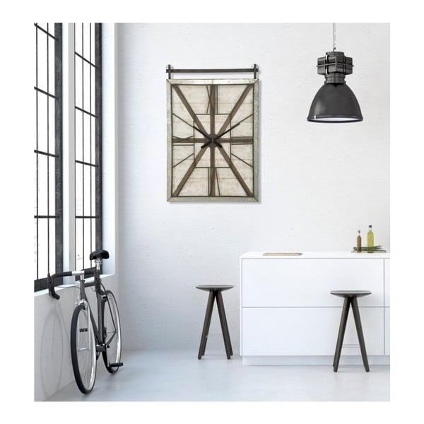 Nástěnné hodiny Mauro Ferretti West, 60 x 89 cm
