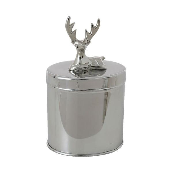 Dekorativní oválný box Deer