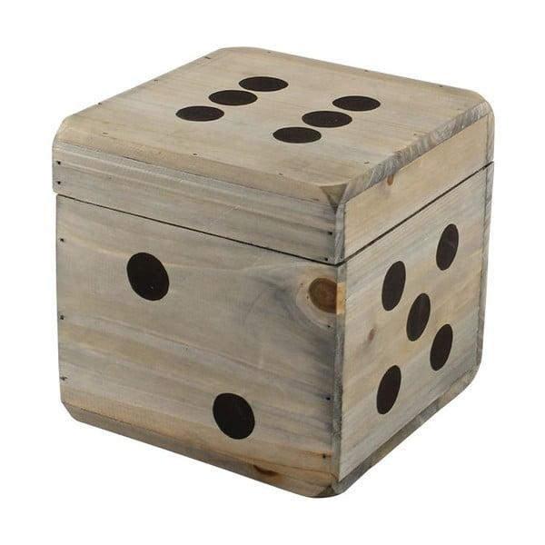 Sada 3 ks dřevěných boxů Play