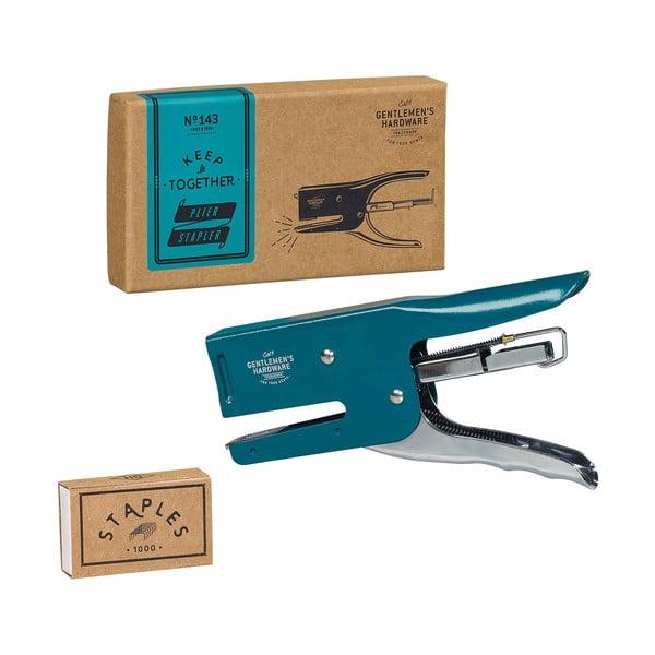 Capsator Gentlemen's Hardware Stapler