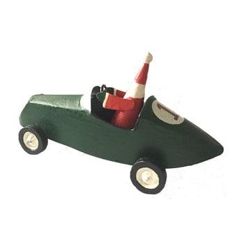 Decorațiune pentru Crăciun G-Bork Santa Claus in Car imagine