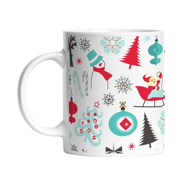 Hrnek Christmas Joy, 330 ml