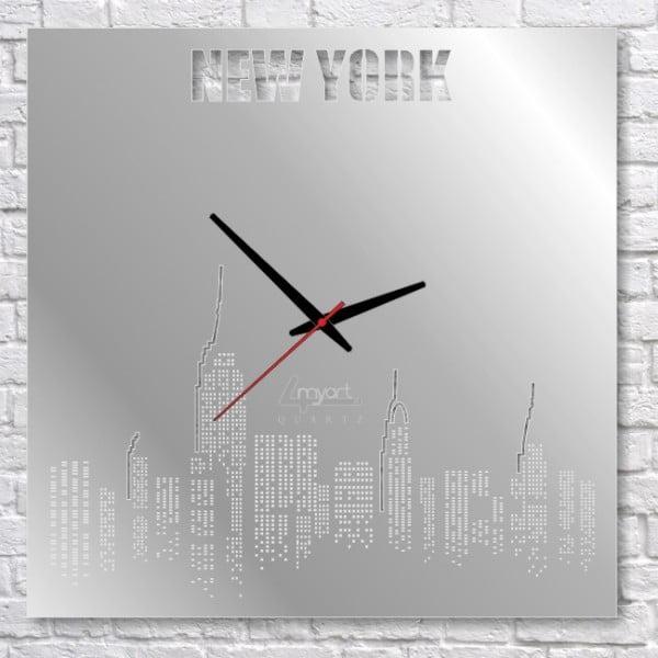 Nástěnné hodiny New York