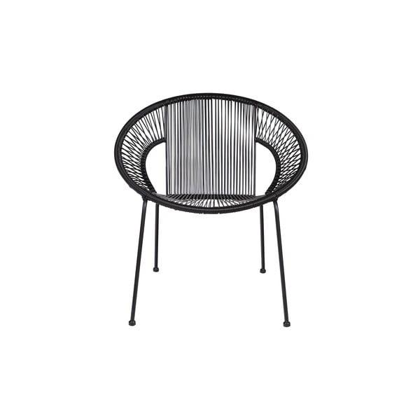Černá židle Coctail Black