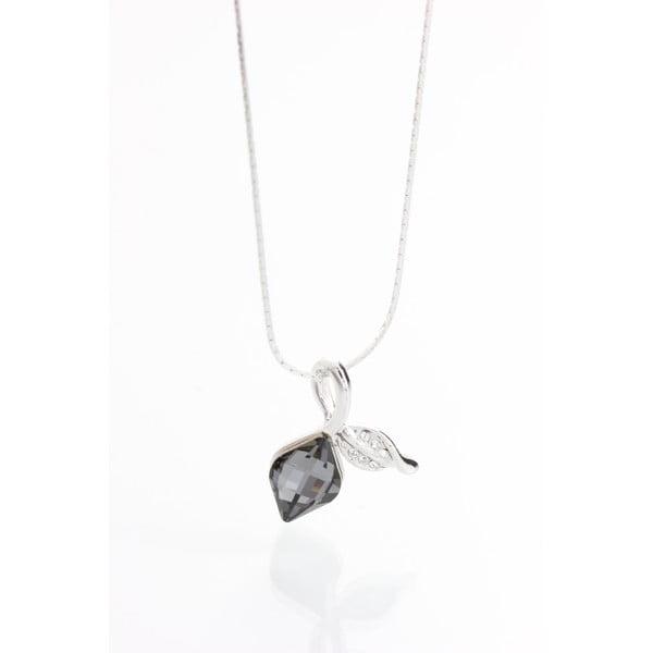 Kesa nyaklánc Swarovski Elements kristályokkal - Laura Bruni