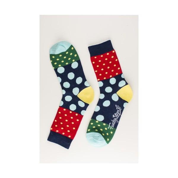 Unisex ponožky Funky Steps Twerk, velikost39/45