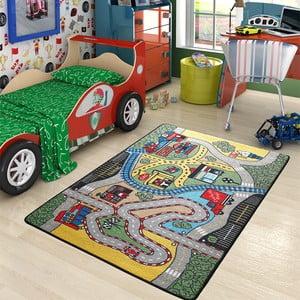 Dětský koberec Race, 133x190 cm