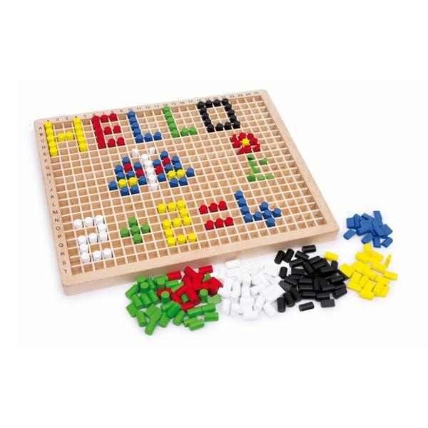 Pin Creativity fa kirakós játék - Legler