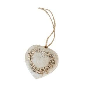 Dekorativní závěsné srdce Antique Heart