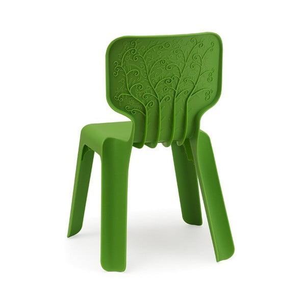 Scaun pentru copii Magis Alma, verde
